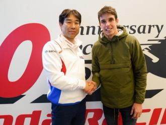 Alex firmó con el equipo de su hermano / Foto: Cortesía