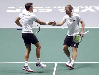 Alemania dominó a placer a Chile en el torneo / Foto: AP