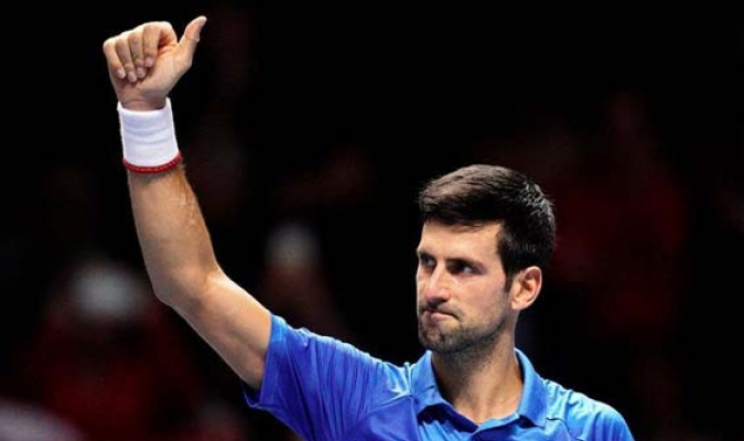 El tenista hablará del tema con Nadal y Federer l Foto: Cortesía