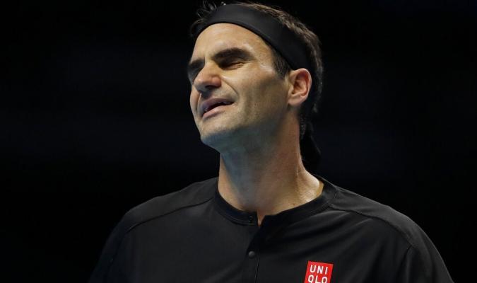 Federer se siente a gusto de seguir en la élite del tenis / Foto: AP