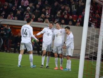 Bayern está a un punto del líder / Foto: Cortesía