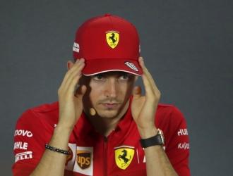 Leclerc habló del altercado con Vettel / Foto: AP