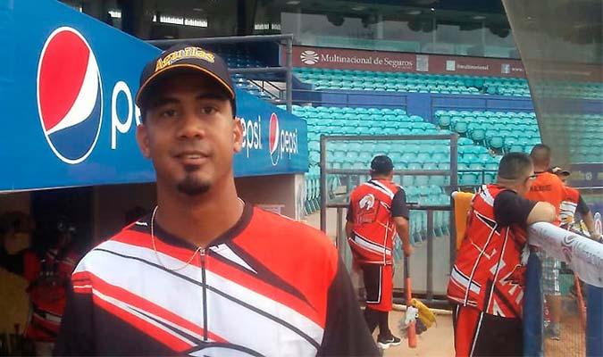El serpentinero debutará ante Caribes en Maracaibo l Foto: Cortesía