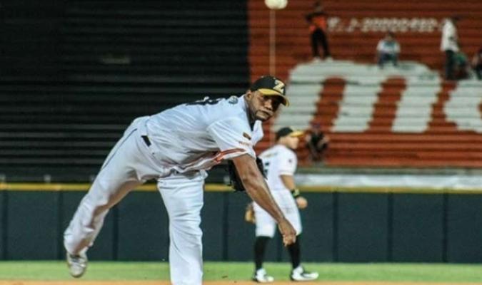 El lanzador lanzó por espacio de cinco episodios l Foto: Cortesía