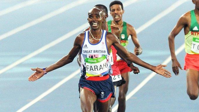 Farah quiere ganar oro en Tokio / Foto: Cortesía