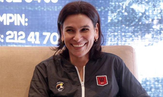 La tenista cuenta con 40 años / Foto: Cortesía