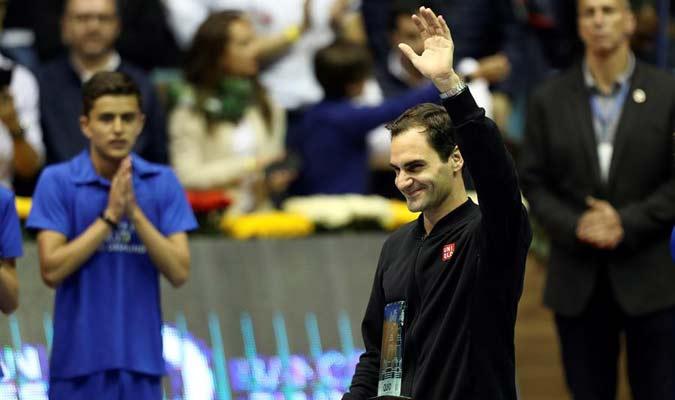 El tenista es figura en todo el mundo / Foto: EFE