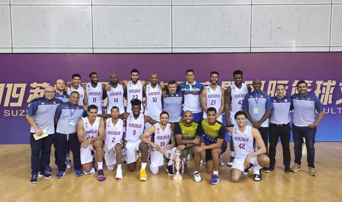 El torneo se disputará en la ciudad de Suzhou, China l Foto: Cortesía