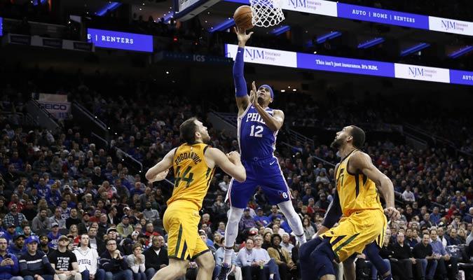 El alero anotó 26 puntos / Foto: AP
