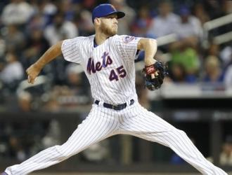 Wheeler viene de lanzar con los Mets / Foto: Cortesía