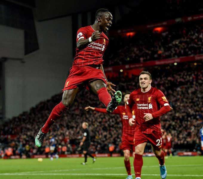 Liverpool llegó a 45 puntos / Foto: Cortesía