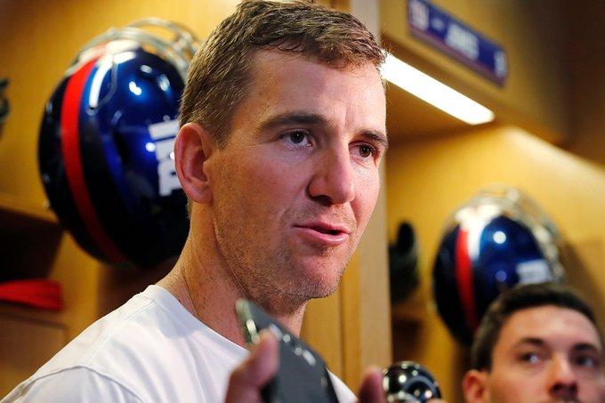 Manning es titular en el equipo desde 2004 / Foto: Cortesía