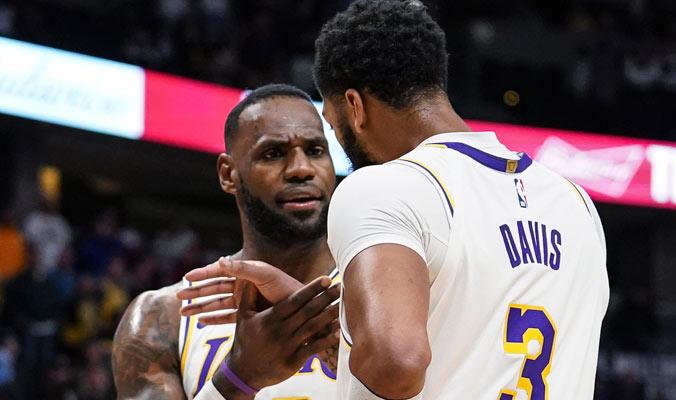 Ambos jugadores brillaron en el cotejo / Foto: AP