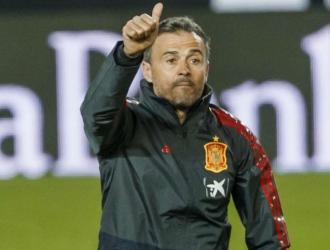 España se medirá a Alemania con Luis Enrique / Foto: Cortesía