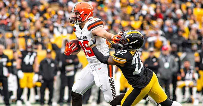 Los Browns tienen 17 temporadas sin avanzar a playoffs / Foto: Cortesía