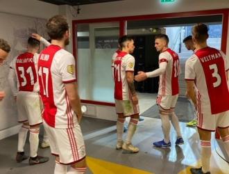 El Ajax buscará sellar su clasificación en Champions / Foto: Cortesía