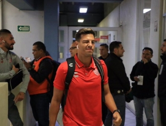 El Necaxa perdió la ida de semifinales 2-1 / Foto: Cortesía