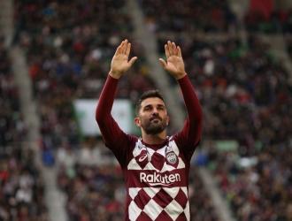 Villa jugó su último partido liguero como profesional / Foto: Cortesía