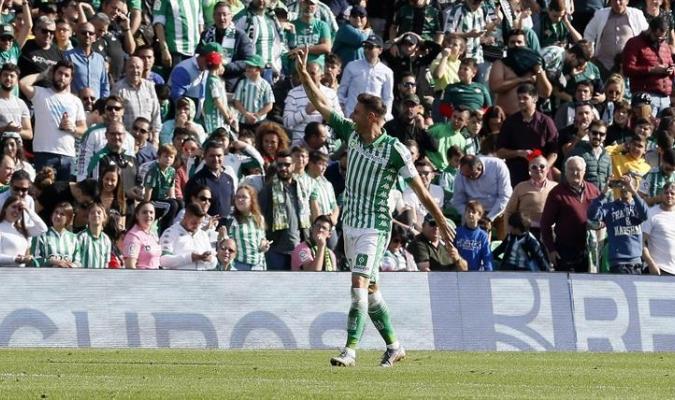 Joaquín marcó un triplete con 38 años y supeó a Di Stefano / Foto: Cortesía EFE