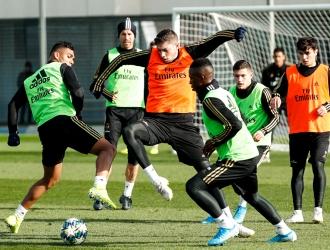 Real Madrid ya piensa en el Brujas / Foto: Cortesía (@RealMadrid)