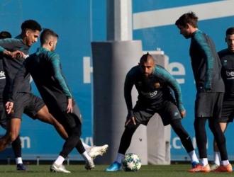 El cuadro catalán va ante el Inter / Foto: EFE