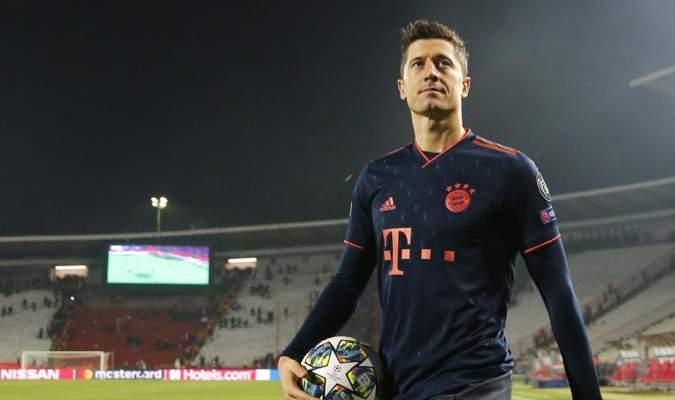 El polaco muestra sus dotes como goleador / Foto: Cortesía