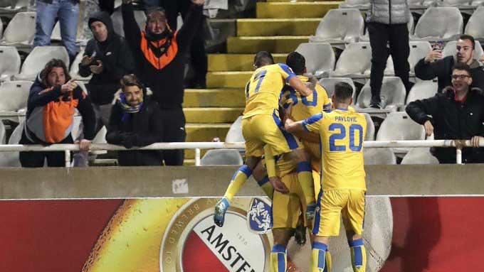 Apoel y Sevilla clasificaron en su grupo / Foto: Cortesía