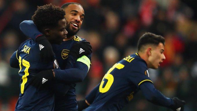 Arsenal quedó líder de grupo / Foto: Cortesía