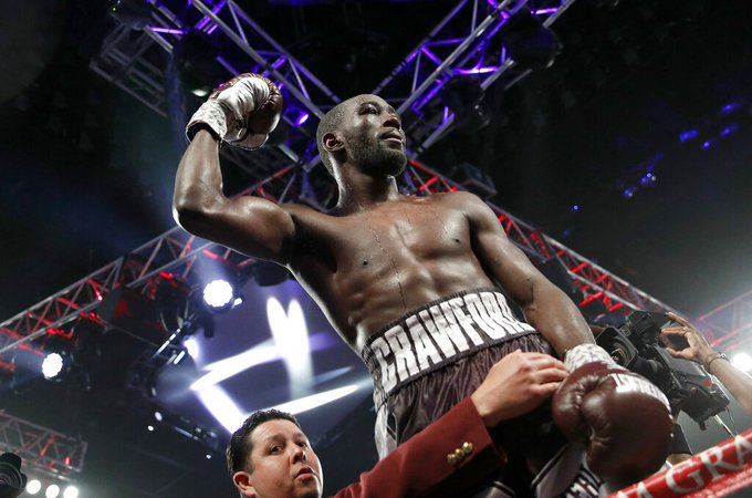 Será la segunda pelea de Crawford en el año / Foto: Cortesía