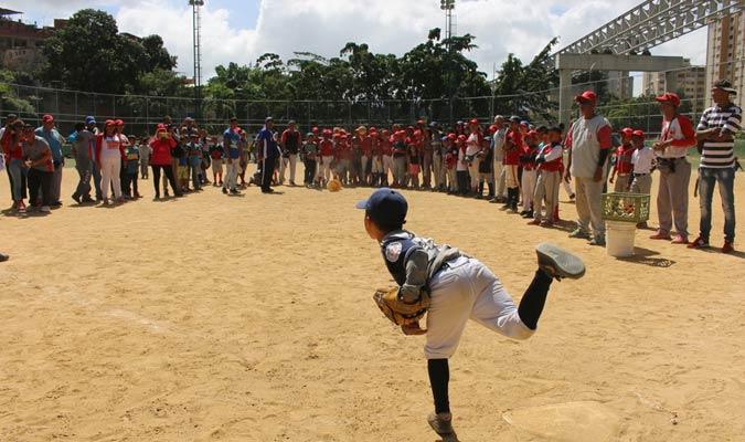 Los niños disfrutaron del evento/ Foto Prensa Alcaldía de Caracas