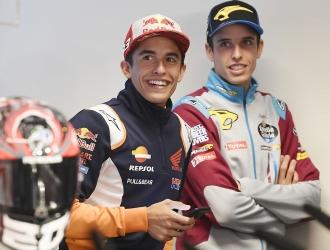 Álex compartirá equipo con su hermano / Foto: Cortesía