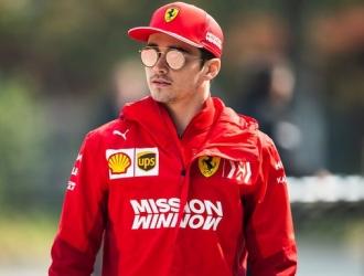 Leclerc amplió su contrato con la Scuderia / Foto: Cortesía (@ScuderiaFerrari)