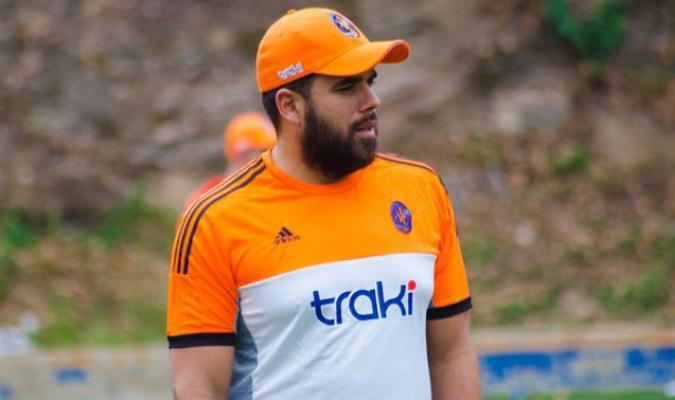Daniel Farías es el actual DT de Deportivo La Guaira / Foto: Cortesía