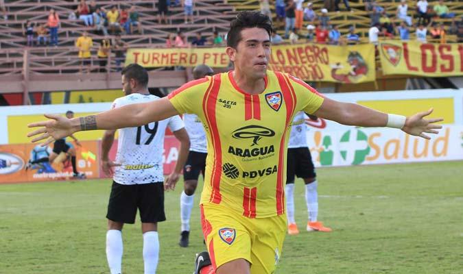El zaguero jugó 40 partidos en el 2019 || Foto: Aragua FC