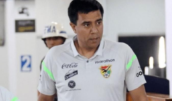 Farías dirige a Bolivia desde 2019 / Foto: Cortesía