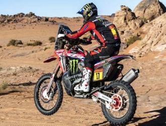 El chileno ganó la primera etapa de Dakar en su carrera/ Foto Cortesía