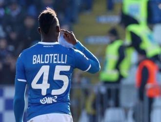 No es la primera vez que Balotelli sufre cantos racistas / Foto: Cortesía
