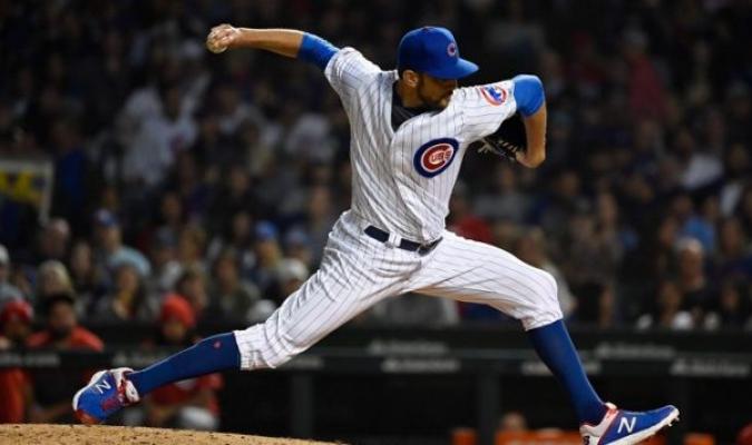 Cishek Grandes Ligas MLB Chicago