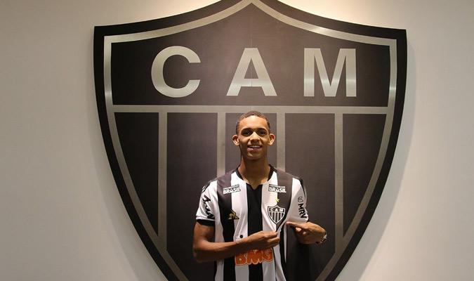 El jugador ya fue presentado con el club / Foto: Cortesía