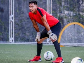 'Maick' ya está en la pretemporada del equipo || Foto: Caracas FC