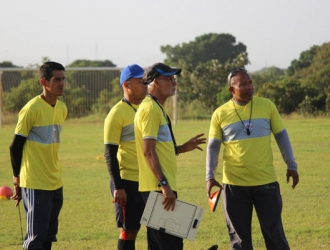 Rojas sigue comandando al club guayanés / Foto: Cortesía