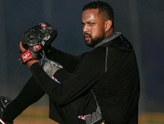El lanzador es un histórico de la LVBP / Foto: Cortesía