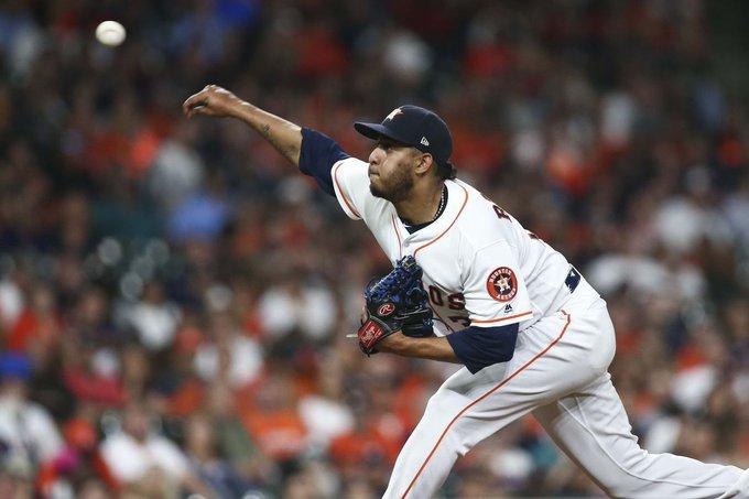 Rondón jugó en 2019 con Astros / Foto: Cortesía