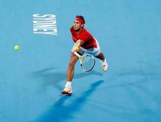 El tenista español no pudo con el serbio / Foto: EFE