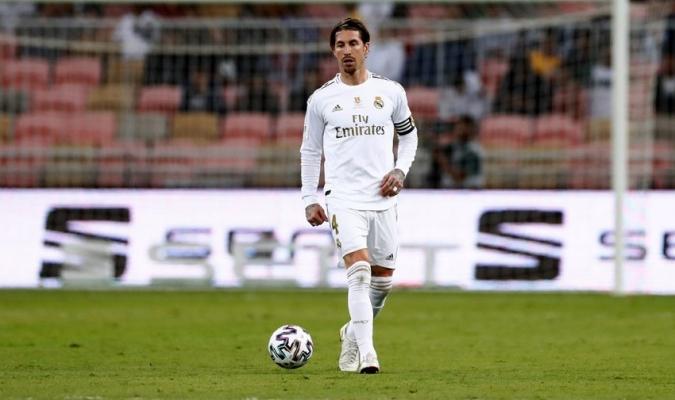 Ramos se torció el tobillo en la final/ Foto: Cortesía