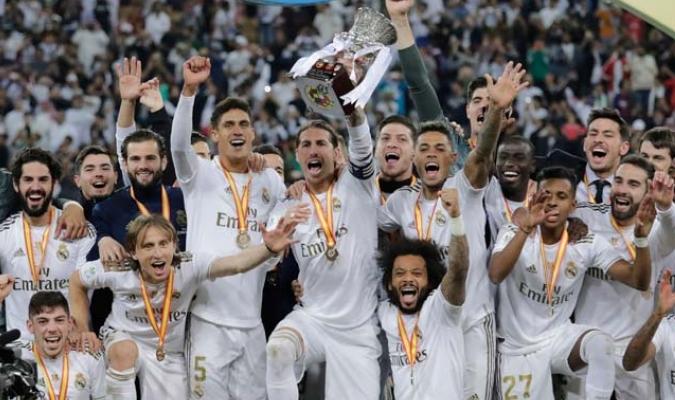 El conjunto blanco derrotó al Atlético en la tanda de penales/ Fotos AP y EFE