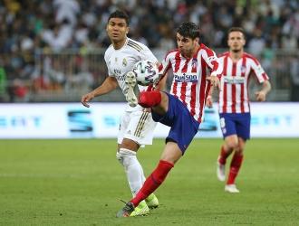 El Atlético se quedó sin la copa en penales / Foto: Cortesía