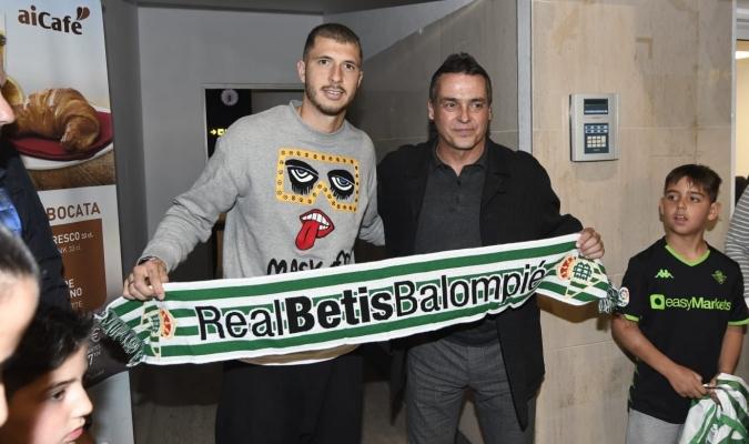 Rodríguez firmará por lo que resta de año y cuatro más / Foto: Cortesía