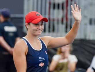 Barty derrotó a Pavlyuchenkova/ Foto Cortesía