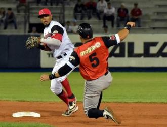 Águilas derrota a Cardenales / Foto: Cortesía